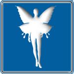 Женские крылья