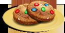 Радужные печеньица