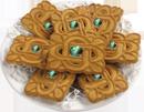 Печеньки с изумрудами