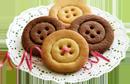 Печеньки-пуговички