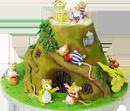 Сказочный тортик