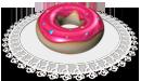 Королевский пончик