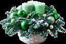 Снежная зелень