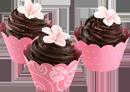 Пирожные  «Дыхание весны»