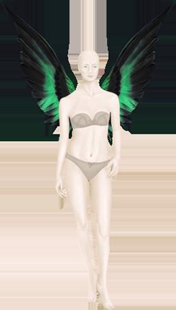 Волшебная фея. Изумрудные