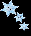 Колючие снежинки