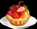 Фруктово-ягодная корзинка