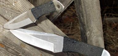 метатель ножей