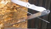 Метание ножей и топоров